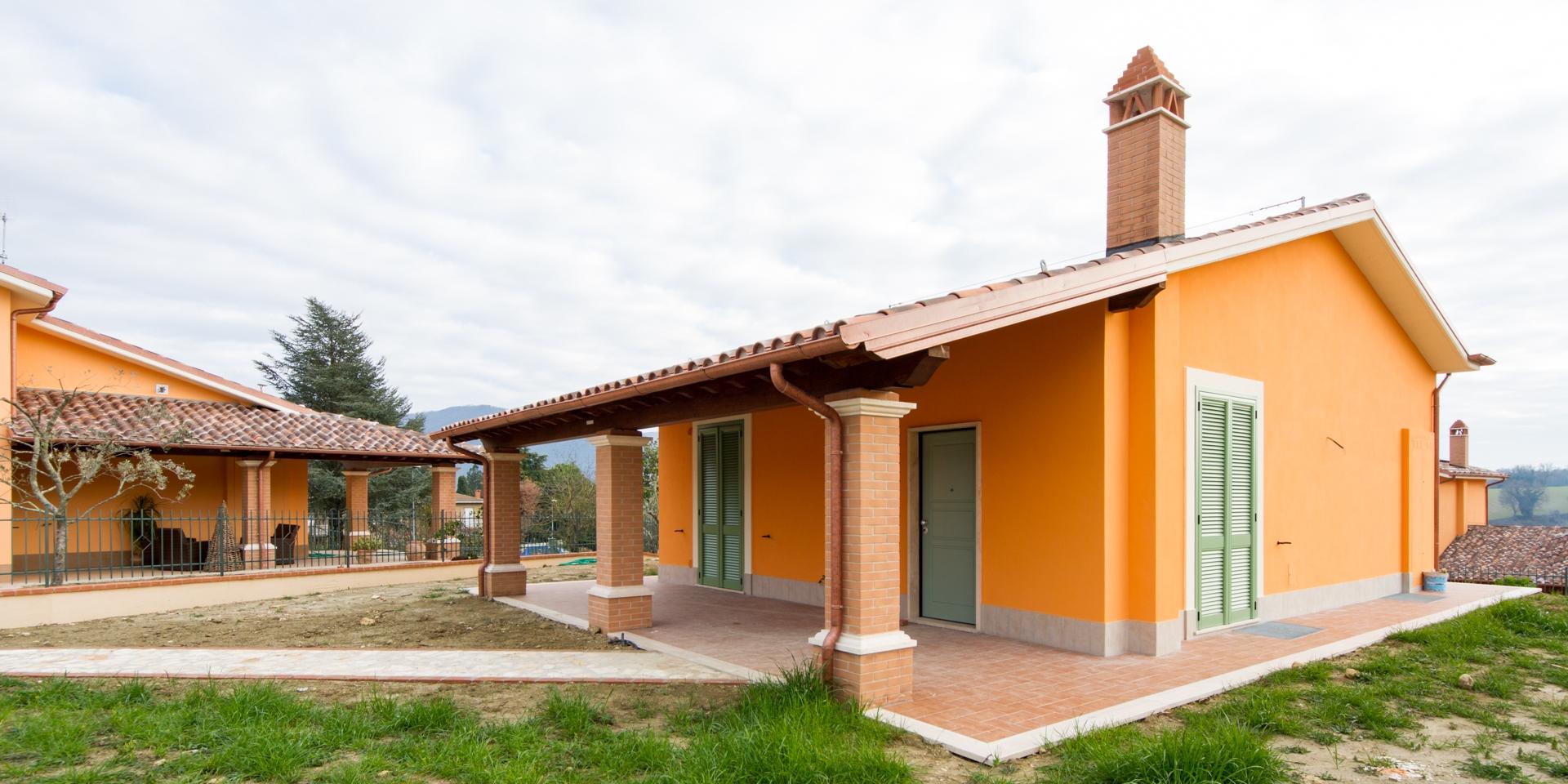 Villa indipendente lotto 5, Acquasparta