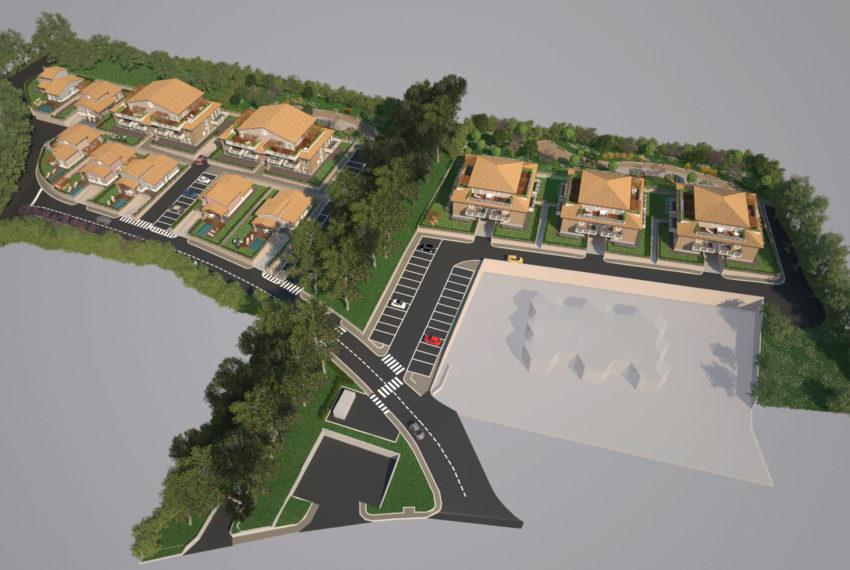 Villaggio residenziale Terni zona Gabelletta